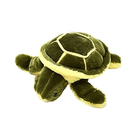 JETTINGBUY Cushion Cute New Turtle Tortoise Plush Baby Toy Stuffed Animal Cotton Doll, Small