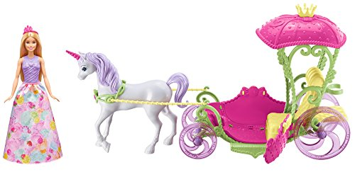 Barbie Dreamtopia coffret poupée princesse...