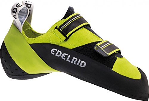Edelrid Kletterschuhe Typhoon, 721551001380 (Leder-heels Asymmetrische)