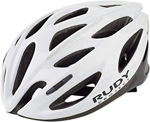 Rudy Project Zumy Helmet White Shiny Kopfumfang S-M | 54-58cm 2020 Fahrradhelm