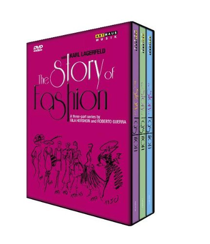 The Story of Fashion [3 DVDs] (Mode Lagerfeld Karl)