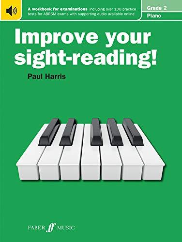 Improve your sight-reading! Piano Grade 2 por Paul Harris