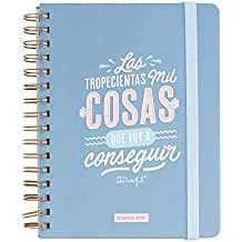 Amazon.es: agenda 2019 mr wonderful