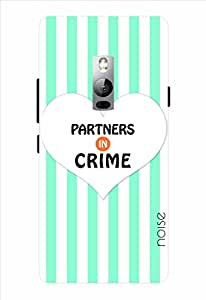 Noise Partners In Crime Lines Printed Cover for OnePlus 2