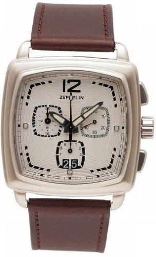 Zeppelin Chrono ZE7786-1 Reloj elegante para hombres Fabricado en Alemania