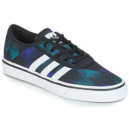 innovative design d3c95 064f8 adidas Adi-Ease, Zapatillas de Skateboard Unisex Adulto, Negro Core  BlackFTWR