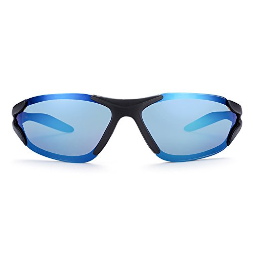 iLove EU Herren Damen Polarisierte Fahrradbrille