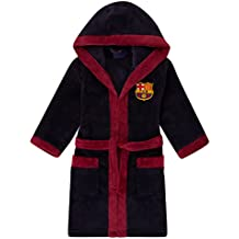 9db0318cdc FC Barcelona - Batín oficial con capucha - Para niño ...