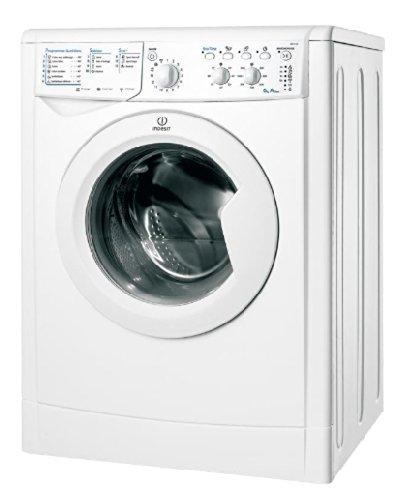 Indesit IWC 61052 CFR Lave Linge 6 kilograms 1000 rpm Classe: A++ Blanc