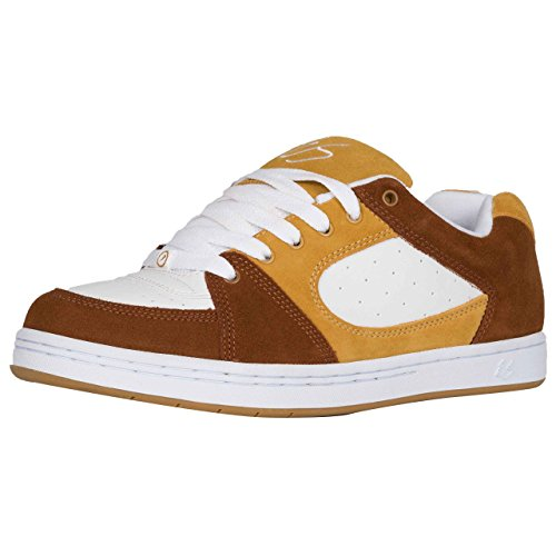 ES Skb Shoe Accel OG Bro/Tan/Whi, Brown/Tan/White 12 (Tan Braun Gum)