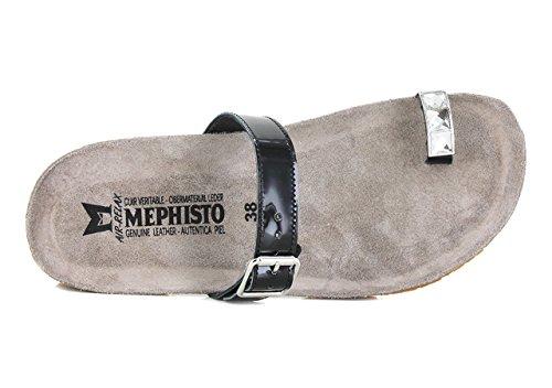 MEPHISTO ILARIA - Mules / Sabots - Femme Black