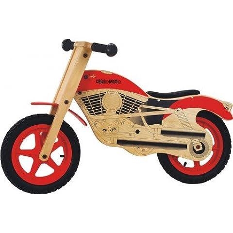 Bici de madera - Harley Bob