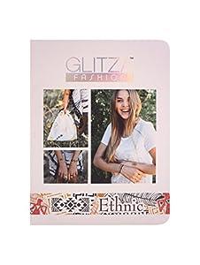 GLITZA Fashion-Tatuajes de moda con motivos de purpurina multimontaje -Caja de regalo Deluxe-Modelo a elección