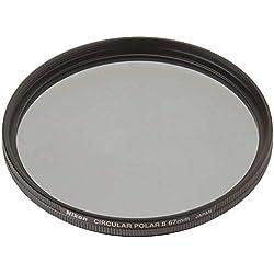Nikon C-PL-II Filtre Polarisant circulaire 67 mm