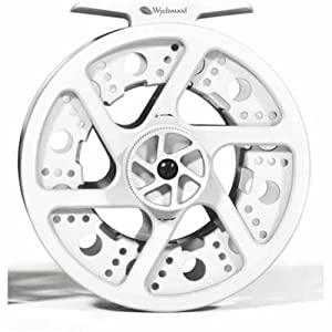 Wychwood Flow Fly Fishing Reel (Titanium, #7/8) by Wychwood