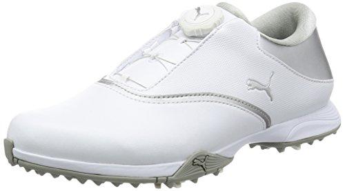 Puma Damen Golfschuhe Blaze Disc Weiss (100) 39EU