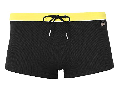 HOM Swim Mini Shorts 40548 Black