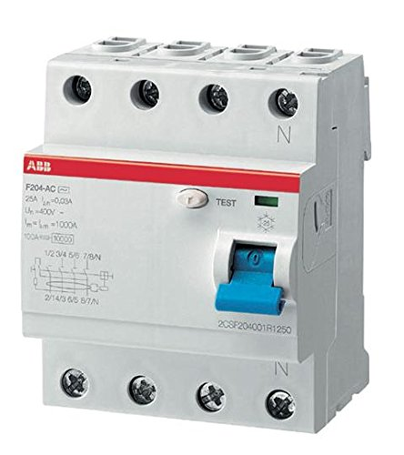 Price comparison product image ABB F204 A/0,03 carat.