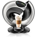 DeLonghi Dolce Gusto Eclipse - Cafetera de cápsulas espresso monodosis, 15 bares, interfaz intuitivo automático, plato