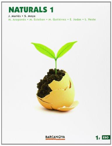 Naturals 1 ESO. Llibre de coneixements (ed. 2013) (Materials Educatius - Eso - Ciències De La Naturalesa) - 9788448932084 (Arrels)