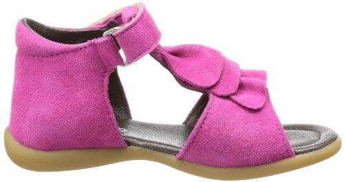 Mod8 272690-10 21, Chaussures basses bébé fille Rose (21)
