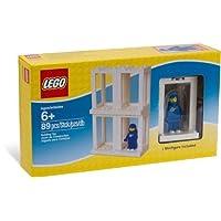 Lego 850423 Minifigure Display Presentation Case Box + 1 Bonus Blue Space Minifigure