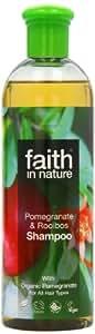 Faith In Nature Organic Pomegranate and Rooibos Shampoo 400ml