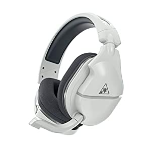 Turtle Beach Stealth 600 White Gen 2 Wireless Gaming Headset for Xbox One and Xbox Series X