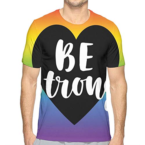 Boys Big Pony (3D Printed T Shirts for Mens,Sweet Summer Like Pineapple with Cute Big Eyes Fruity Hawaiian Ladylike Artwork XXL)