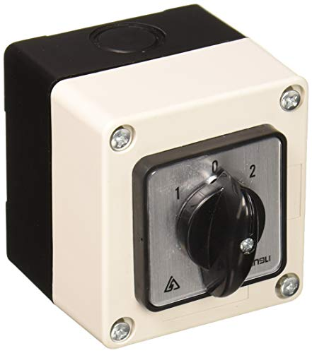 Ui 660V Ith 10A 3 Positionen 3 Phase Rotary Universal Umschalter de - Circuit Universal-umschalter