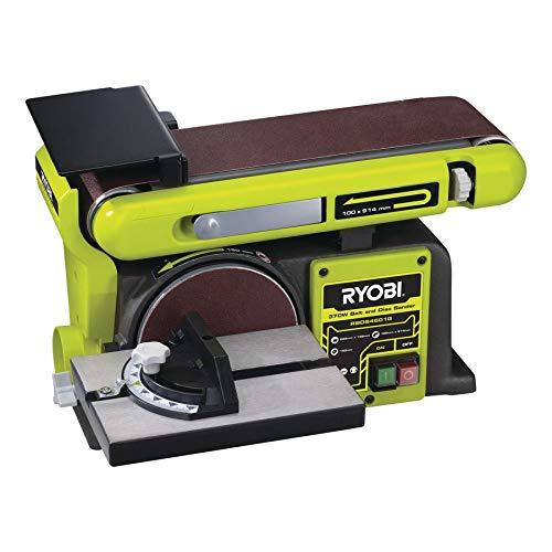 Ryobi 5133002858 - Lijadora de cinta estacionária