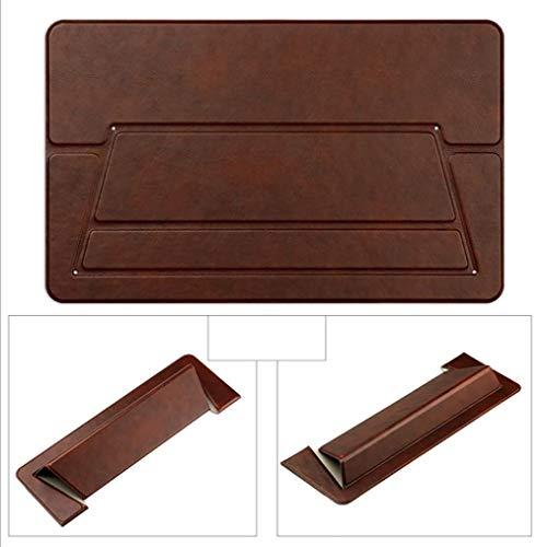 RUIDI Für Apple MacBook Laptop Pro Zubehör Mac Tragetasche Kühlkörper Erhöhungsgehäuse 30 * 18.5 * 0.28cm/Kuhfladen. - Laptop-zubehör Mac
