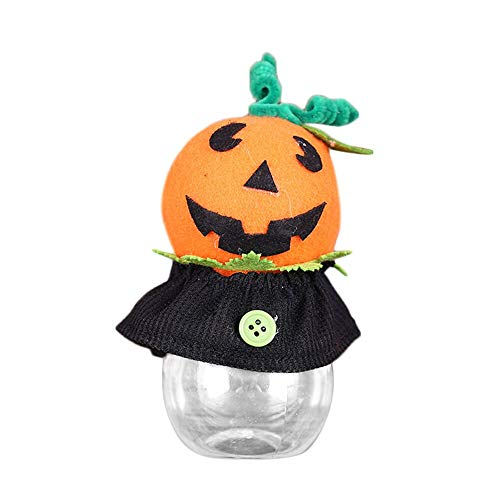 he Case Candy Jar für Happy Halloween Party (A) ()