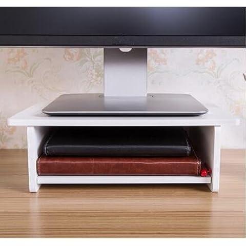 ZR I monitor dei computer aumento della mensola. alloggiamenti di storage Office. di base Booster , b