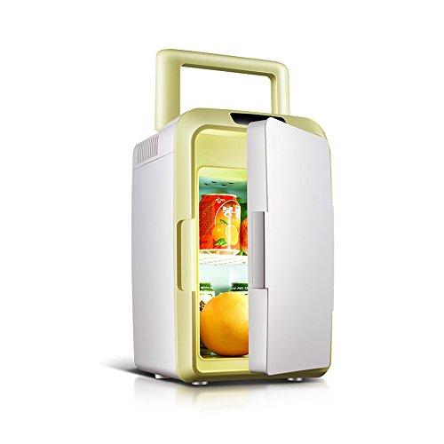 JU FU Mini Nevera Refrigerador Coche 12L Frigorífico