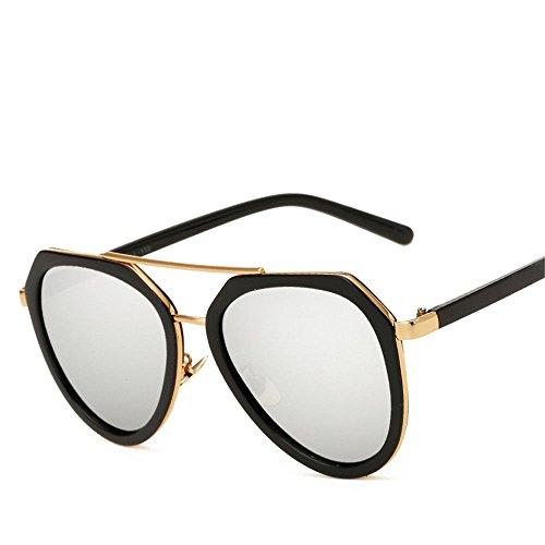 Preisvergleich Produktbild Chahua Sonnenbrillen modische Sonnenbrillen Flut der hohe optische Sonnenbrille Rückspiegel der C