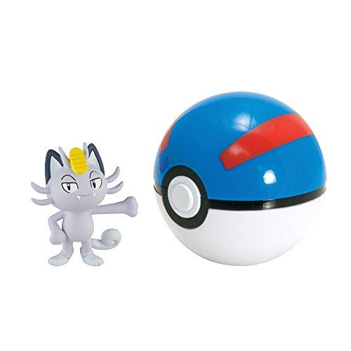 Pokémon Pokemon T19125 Action Figur (- Action-figuren)