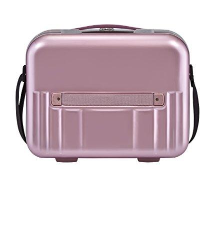 TITAN Spotlight Flash Beautycase 831702-12 Koffer, 21.0 Liter, Wild Rose - 2