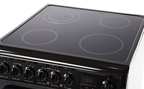 Hotpoint HAE60KS Freestanding Electric Cooker – Black