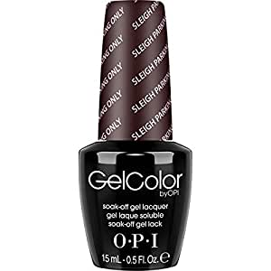 Vernis À Ongles - Gel Color Sleigh parking Only - O.P.I