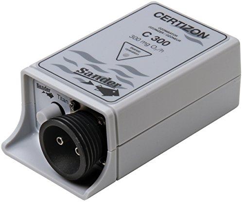 Sander Ozongenerator C-300, 300mg/h, max. Teich 6m³, Ozon Ausgang 4mm