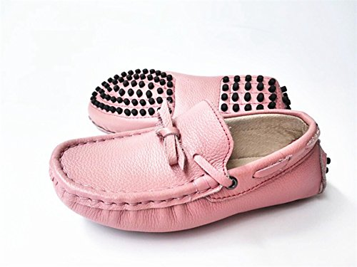 Minitoo , Chaussures à lacets Garçons Rose - rose