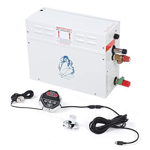 Generador de vapor para sauna, generador de vapor eléctrico para sauna 6KW...