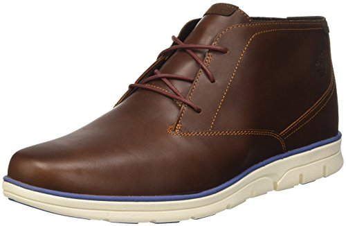 Timberland  Bradstreet Chukka, Bottes Classiques homme - Marron - Brown (Medium Brown), 47.5