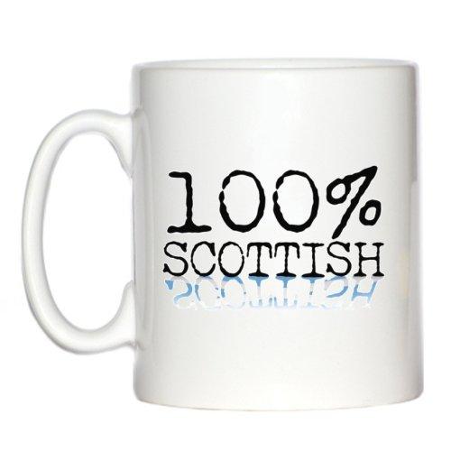 100% schottischen Design Tasse