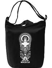 Metropolis movie Bolsa de mano D'a Canvas Day Bag| 100% Premium Cotton Canvas Fashion