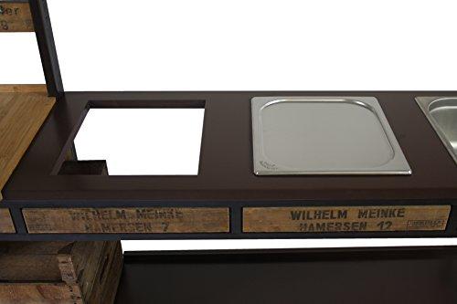 Outdoorküche Edelstahl Xl : Outdoorküche außenküche gartenküche sommerküche partyküche mit