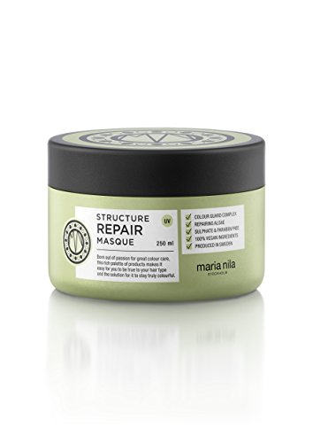 Maria Nila Structure Repair Masque,1er Pack (1 x 250 ml)