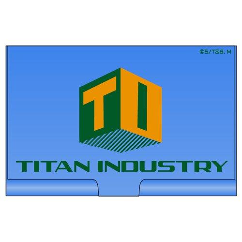 Tiger Bunny Titan Industries Visitenkarten Etui Japan Import