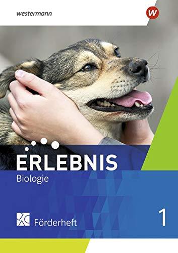 Erlebnis Biologie - Allgemeine Ausgabe 2019: Förderheft 1